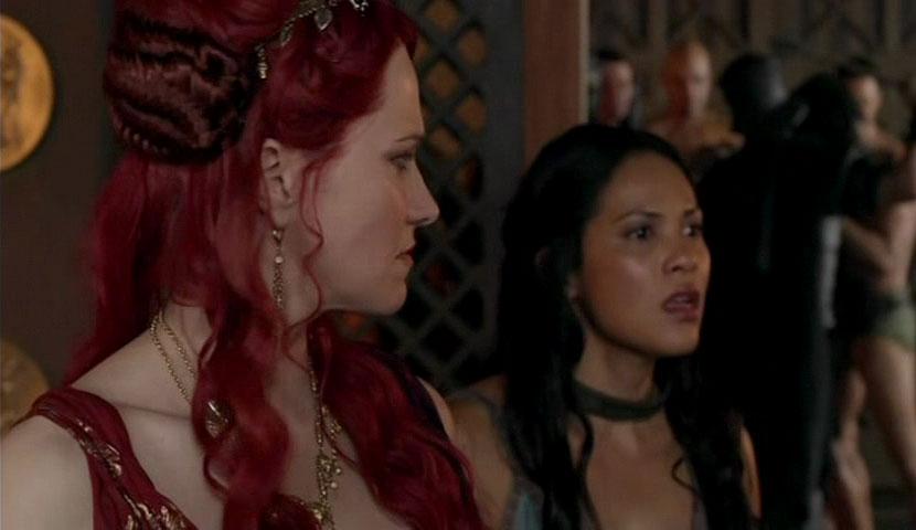 crixus and lucretia